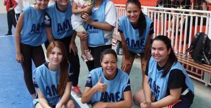 Futsal Feminino Ouro