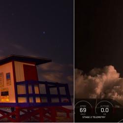 SpaceXlança primeiros satélites para rede que vai prover internet do espaço