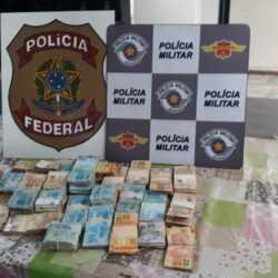 Polícia prende principal investigado em operação contra lavagem de dinheiro e contrabando de cigarros